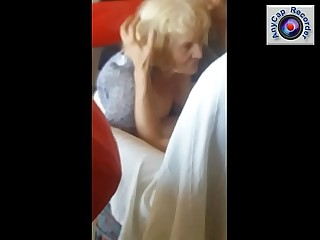 My real gf granny this bitch is magic