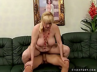 Thick titted sadism old maid