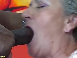 horny crazy mother first time bbc nailed