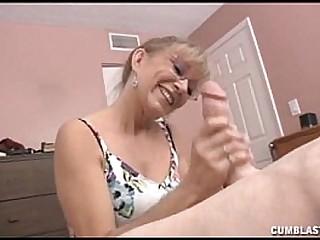 Granny Loves Big Shafts