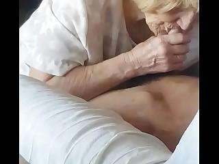 my ex girlfriend's grandmother