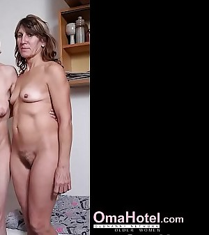 OmaHoteL Superb Picture Compilation of Hot Grannies