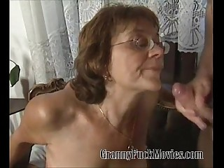 Granny Sue showcasing her daughter