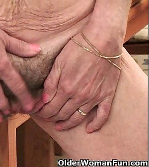 The ultimate hairy grannies collection part three