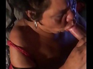 My mates grandma enjoys to suck my  22 yr old cock when we are alone