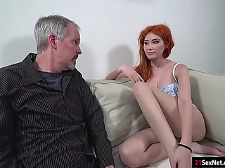Russian redhead gisha forza date old chap