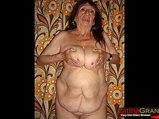 Latinagranny nonprofessional real old ladies compilation
