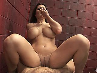 Austin Kincaid Pleasures Her Man's Rod