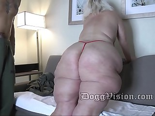 Amber Connors 56y Broad Hips Splash Wife GILF Trailer