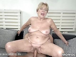 70  mature lady still loves fat dicks