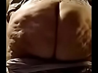 GRANNY BBW BIG WOBBLY ASS